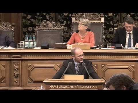 Rede zum Thema Schnelles Internet für ganz Hamburg