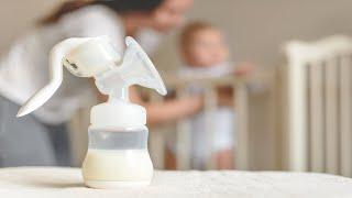 Lactancia Materna - Extracción manual de la leche materna