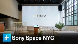 Sony Square NYC is a gadget playpen & a peek into the future