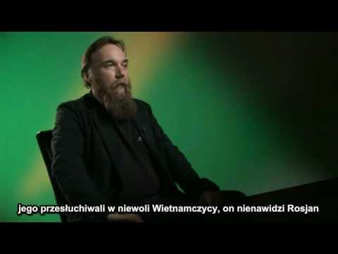 Aleksander Dugin - Kto rozwali Amerykę? [polskie napisy]