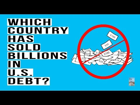 Can You Guess Which Country Sold BILLIONS of U.S. Debt? Hint: It's NOT China