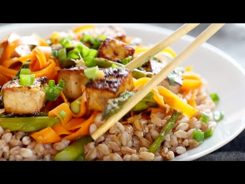 Ginger root Veggie Stir-Fry