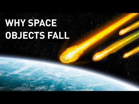 Why Objects Fall If There Is No Gravity in Space