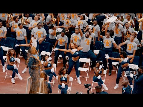 Self Control   YoungBoy Never Broke Again   Southern University Marching Band 2019 [4K ULTRA HD]