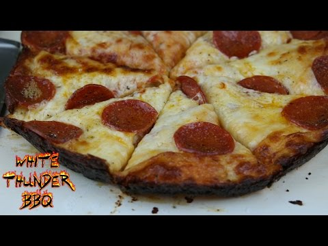 Easy Pepperoni Pan Pizza at Home