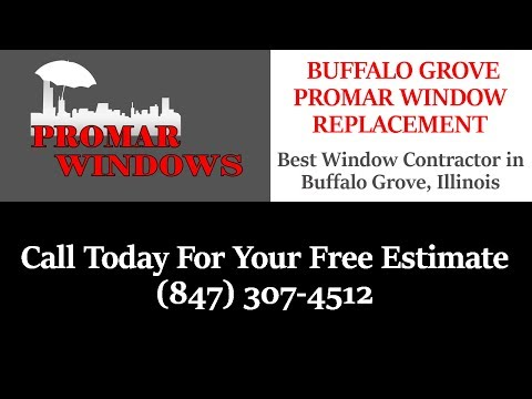 Window and Door Installation Buffalo Grove | (847) 307-4512 |Local and Family Owned