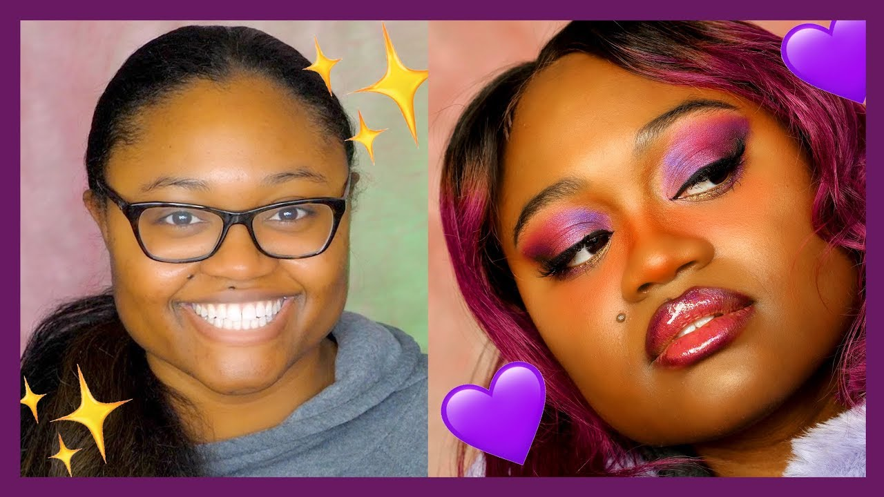 From Cupcake to CUPCAKKE ft. A Pinch of Brown Sugar  ~Miles Jai MAKEOVER~