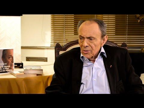 Michel Rocard et Cédric Simonin dans « Conversation avec » #01