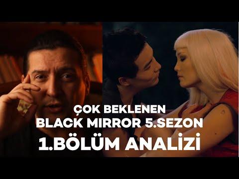 Black Mirror 5. Sezon 1. Bölümü Hiç Bu Açıdan İZLEMEDİNİZ! (Dizi Analizi)