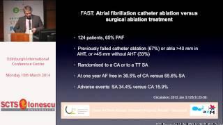 Hybrid Approach for Lone Atrial Fibrillation