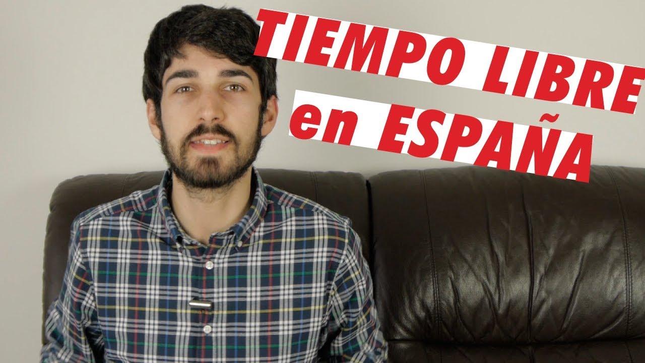 A qué dedicamos los españoles nuestro tiempo libre? - YouTube