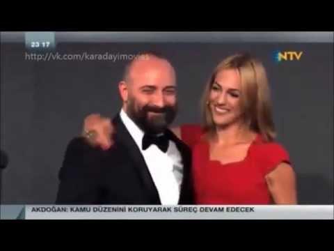 Halit Ergenç - GQ Türkiye Men of the Year 2014