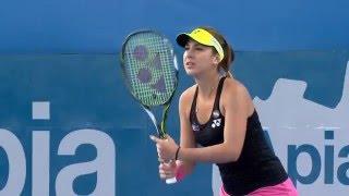 2016 Apia Sydney International Quarterfinal | Belinda Bencic vs Ekaterina Makarova | Highlights