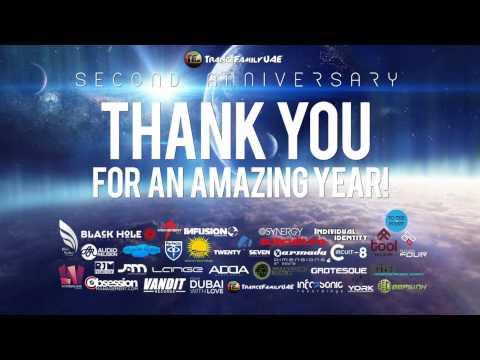 TFUAE Second Anniversary - Matt Harrison Celebration Mix (Extended)