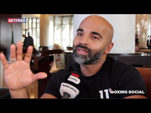 DAVE COLDWELL IN-DEPTH: TROUBLED CHILDHOOD, PARENTS, FINDING BOXING, LIFE WITH NAZ, INGLE & BELLEW