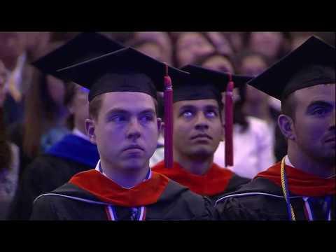 2016 Case Western Reserve University Commencement Graduate Studies Diploma Ceremony