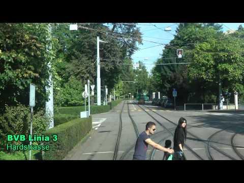 Strassenbahn Basel linia 3