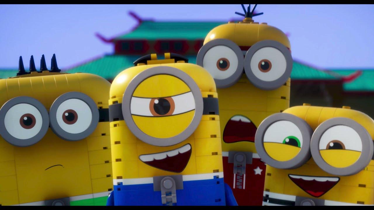 LEGO Minions: The Kung Fu Master