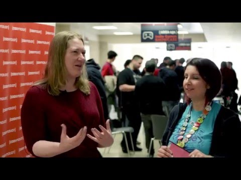 Jessica Rose - Interview at Codemotion Rome 2016