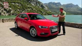 New Audi A3 review - Auto Express