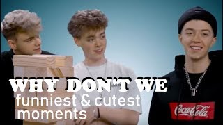Download Why Don't We Funny/Cute Moments (PART 5) Mp3 and Videos