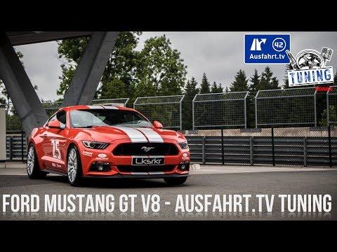 Ausfahrt.TV Tuning Folge 12: Ford Mustang GT V8 Tuning inkl. CarPorn uvm.