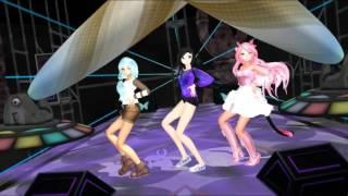 [MMD x Aphmau] Dance Battle Boys Vs Girls