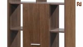 Nexera Concept Bookcase/room Divider 491925
