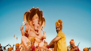 Bappa Moraya Feat Dharmesh Sir  - Angarki Marathi Movie Song