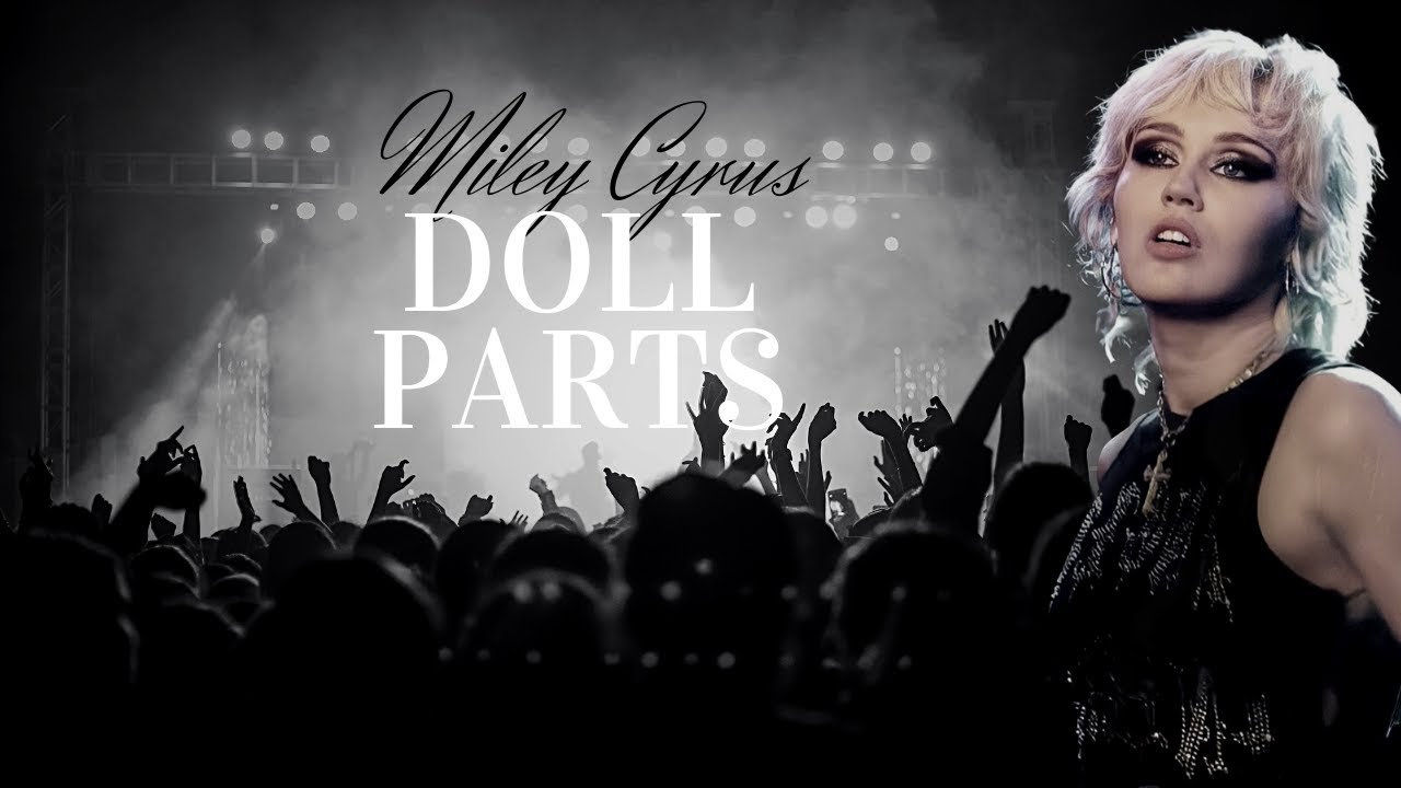 Download Miley Cyrus - Doll Parts (Cover)