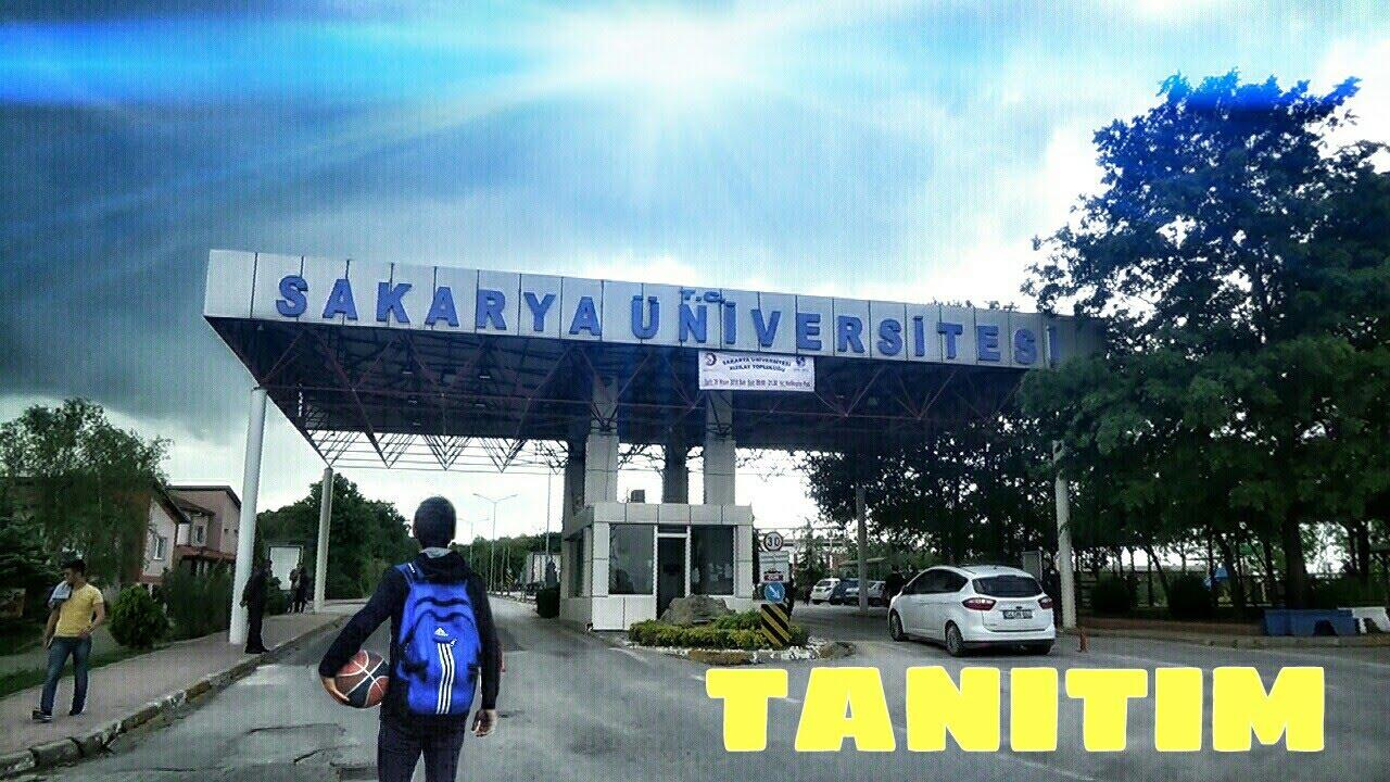 Sakarya Universitesi Tanitim Videosu