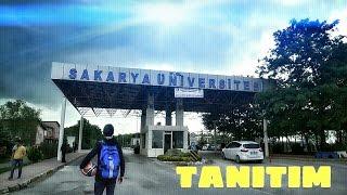 Sakarya Üniversitesi Tanıtım Videosu