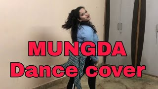 MUNGDA| Total Dhamaal, Dance Cover|| Bollywood Dance|| Choreography by Aparajita
