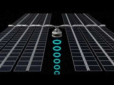 Space Solar Power System Going into Orbit!