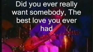 Ten Years Gone Lyrics by Led Zeppelin