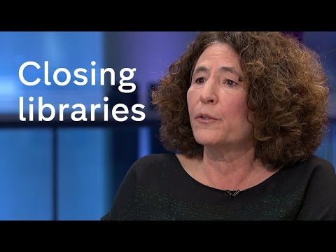 "Closing libraries: ""a crime against children""?"