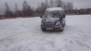 ГАЗ-32213 (ГАЗель 3221), 2007 г. (пассажирская)