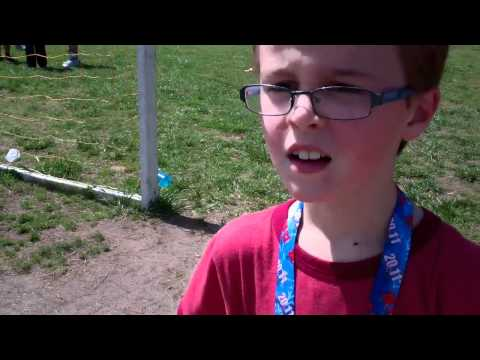 Baucom Elementary Marathon - April 15, 2011 - Apex, NC