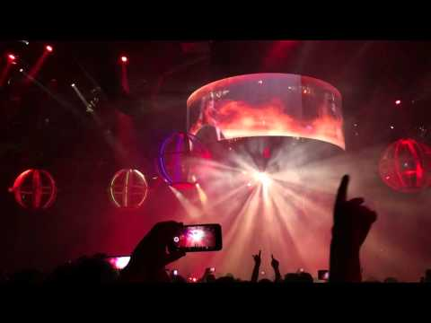 Muse - Palais 12 - Brussels 12/03/2016