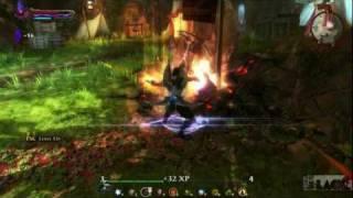 Kingdoms of Amalur Reckoning FaeBlades Gameplay