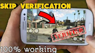 (100% working) How To Skip Age Verification In GTA 5 Android 2018 | 100% working