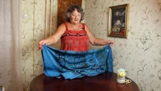Как сшить сарафан из юбки  своими руками(Как сделать сарафан из юбки своими руками - простое видео для начинающих!, 2016-07-16T09:01:16.000Z)