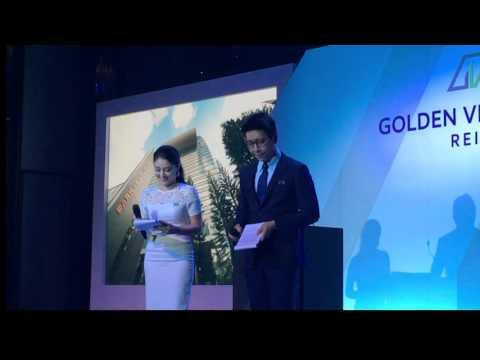 พิธีกรภาษาอังกฤษ Kwang Khemjira : Golden Ventures REIT