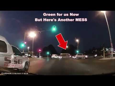 Savage Taxi Drivers Johannesburg - Modderfontein Road Edenvale, Johannesburg