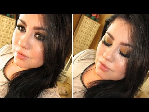 Get Ready With Me using Jenni Rivera Palette