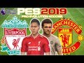 Liverpool vs Man United Prediction | English Premier League 16th Dec | PES 2019 Gameplay
