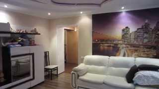 Однокомнатная квартира с хорошим ремонтом и видом на стадион Олимп