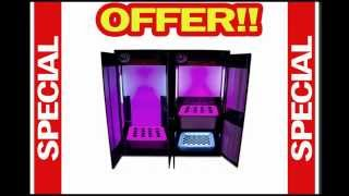 [Best Buy] Supercloset Grow Box LED TRINITY 3.0 LED Grow Cabinet Hydroponics System