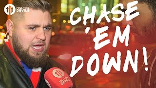 Howson: Chase 'Em Down! | Manchester United 1-1 Liverpool | FANCAM