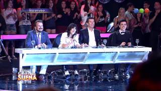 Jey Mammon es Pablito Ruiz, Oh Mamá - Tu Cara Me Suena 2013